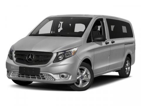 2017 Mercedes Metris Passenger Van Flint Grey MetaBlack Leatherette V4 20 L Automatic 5 miles