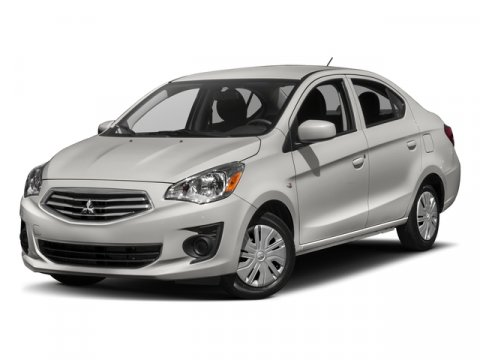 2017 Mitsubishi Mirage G4 ES Pearl WhiteLight Gray V3 12 L Variable 17 miles Special internet