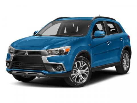 2017 Mitsubishi Outlander Sport Rally Red V4 24 L Variable 0 miles BACK-UP CAMERA 4X4 LEATH