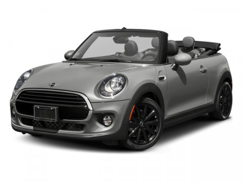 2017 MINI Convertible Cooper Electric Blue MetallicCarbon Black V3 15 L Automatic 0 miles Hea