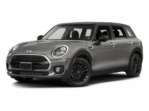 2017 MINI Clubman Cooper ALL4 Digital Blue MetallicCarbon Black V3 15 L Automatic 0 miles Hea