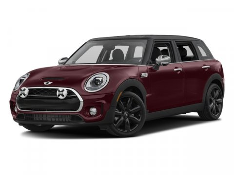2017 MINI Clubman Cooper S ALL4 Pepper WhiteCarbon Black V4 20 L Automatic 0 miles Heated Seat