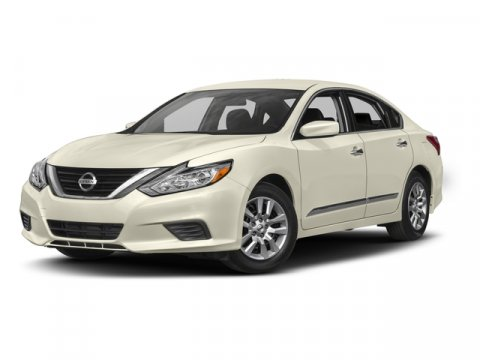 2017 Nissan Altima 25 S Glacier White V4 25 L Variable 0 miles The 2017 Nissan Altima is a c