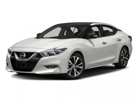 2017 Nissan Maxima SL Super BlackCharcoal V6 35 L Variable 1140 miles The ever-popular Nissan