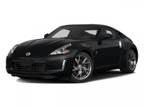 2017 Nissan 370Z Magnetic BlackBlack V6 37 L Manual 0 miles Featuring a sleek and sporty exte