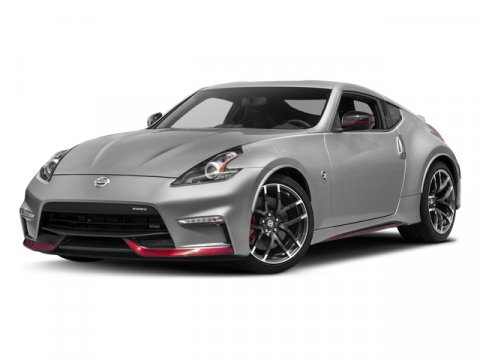 2017 Nissan 370Z Brilliant Silver V6 37 L  0 miles Featuring a sleek and sporty exterior the