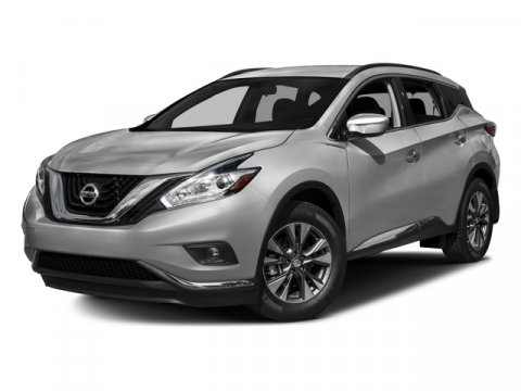2017 Nissan Murano S Magnetic Black V6 35 L Variable 10 miles IIHS Top Safety Pick Boasts 28