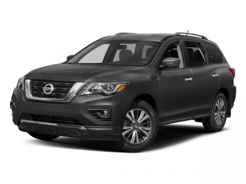 2017 Nissan Pathfinder SV Magnetic Black MetallicCharcoal V6 35 L Variable 0 miles The Nissan