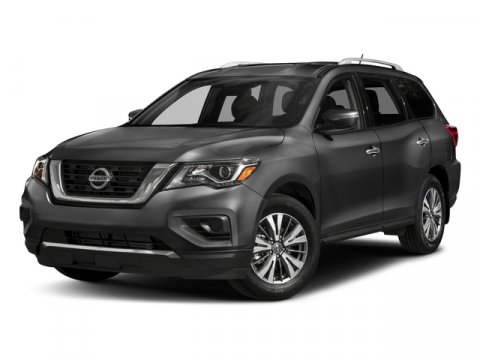 2017 Nissan Pathfinder S Caspian Blue V6 35 L Variable 0 miles The Nissan Pathfinder is an in