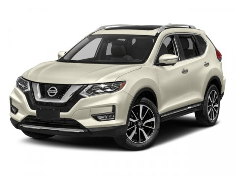 2017 Nissan Rogue SL Pearl White V4 25 L Variable 0 miles The Nissan Rogue features a strikin