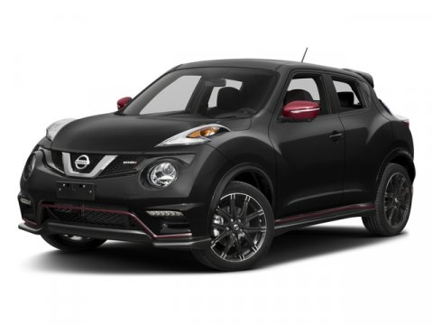 2017 Nissan JUKE NISMO Super BlackSmoked Gray V4 16 L Variable 0 miles The JUKE isnt just a