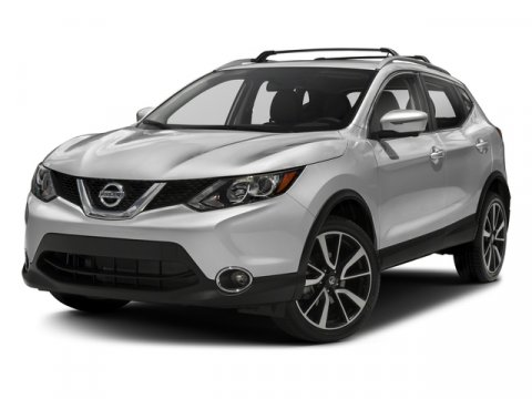 2017 Nissan Rogue Sport SL Pearl WhiteCharcoal V4 20L Automatic 8 miles CARFAX One-Owner Cle