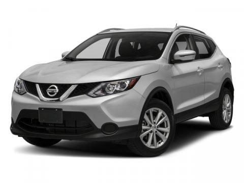2017 Nissan Rogue Sport S Brilliant SilverCharcoal V4 20 L Variable 15000 miles CARFAX One-Ow