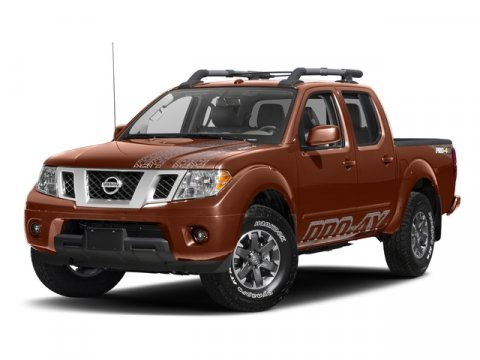 2017 Nissan Frontier PRO-4X Gun Metallic V6 40 L Automatic 0 miles The Nissan Frontier might