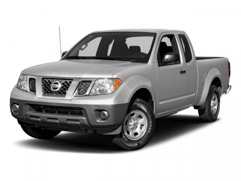 2017 Nissan Frontier S Glacier WhiteSteel V4 25 L Automatic 0 miles The Nissan Frontier might