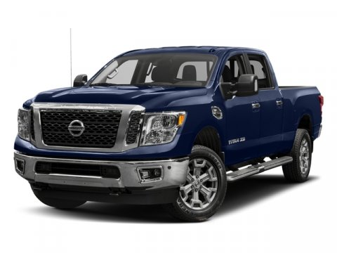 2017 Nissan Titan XD SV Brilliant Silver V8 50 L Automatic 0 miles Take on the biggest tough