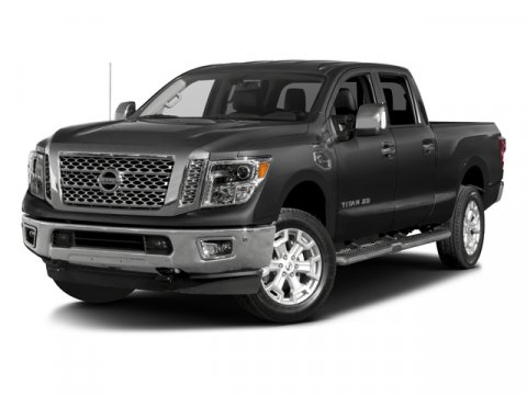 2017 Nissan Titan XD SL Magnetic Black V8 50 L Automatic 0 miles Take on the biggest toughes