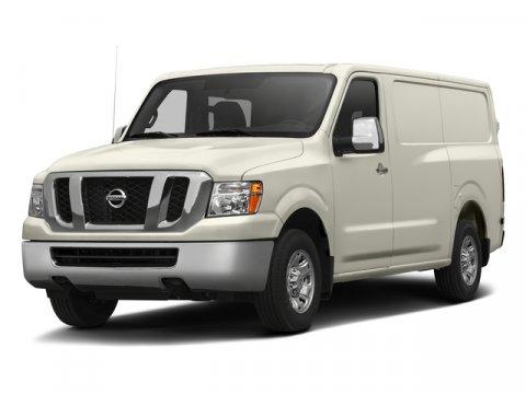 2017 Nissan NV Cargo S Glacier White V6 40 L Automatic 0 miles  K  DH  P01  B92  L92  P