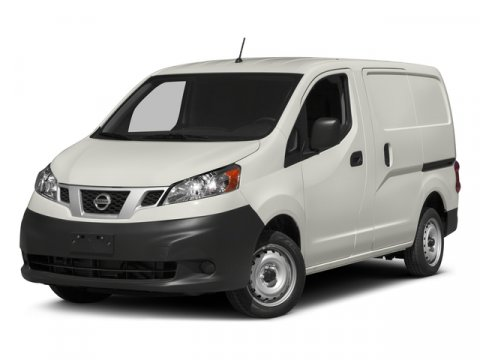 2017 Nissan NV200 Compact Cargo S Super Black V4 20 L Variable 0 miles The Nissan NV200 is th