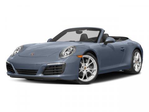 2017 Porsche 911 Carrera Graphite Blue MetallicGraphite BlueChalk V6 30 L  10 miles  Turboch