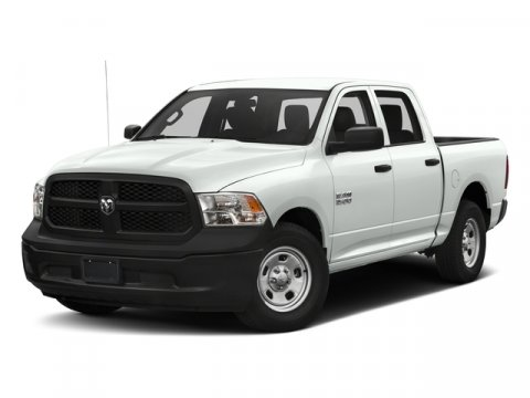 2017 Ram 1500 Tradesman Granite Crystal Metallic ClearcoatDiesel GrayBlack V6 30 L Automatic