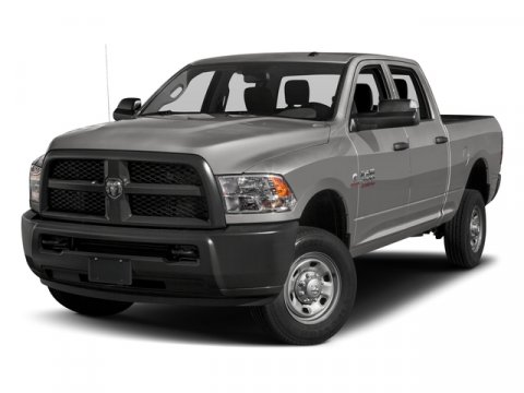 2017 Ram 2500 Tradesman Granite Crystal Metallic ClearcoatDiesel GrayBlack V6 67 L Automatic
