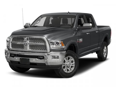 2017 Ram 2500 Laramie Bright Silver Clearcoat MetallicBlack V6 Cummins 67L I6 Turbodiesel Automa