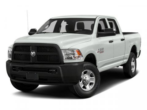 2017 Ram 3500 Tradesman Granite Crystal Metallic Clearcoat-X8 V6 67 L DF2 40 miles  Four Whee