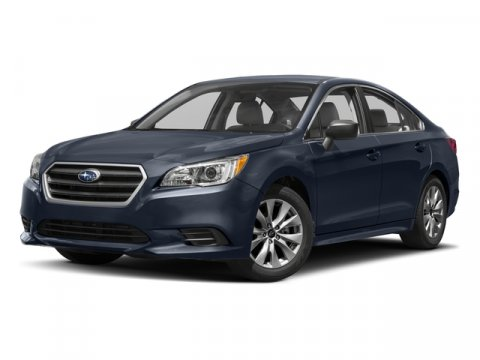 2017 Subaru Legacy TUNGSTEN METALLIvory V4 25 L Variable 0 miles  Smart Device Integration