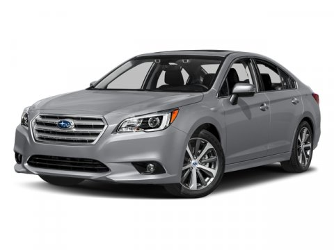 2017 Subaru Legacy Limited Crystal-WhiteBlack V4 25 L Variable 10 miles  EYESIGHT  NAVIGATIO