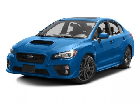 2017 Subaru WRX Limited DarkGrayBlack V4 20 L Manual 11 miles  AUTO-DIMMING MIRROR WCOMPASS