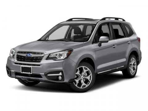 2017 Subaru Forester Touring Ice Silver MetaBlack V4 25 L Variable 0 miles  All Wheel Drive