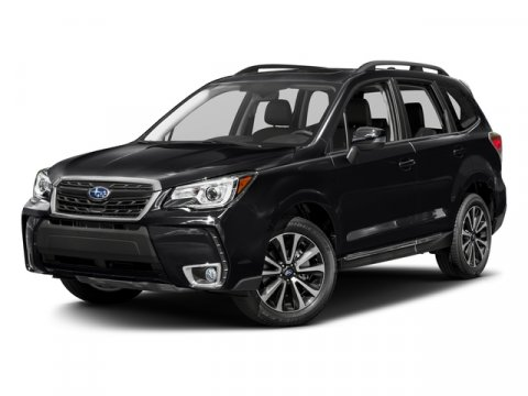 2017 Subaru Forester Touring Crystal White PSlate Black Lea V4 20 L Variable 0 miles  Turboch