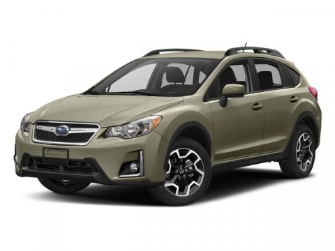 2017 Subaru Crosstrek Premium Dark-GrayBlack V4 20 L Variable 11 miles  REAR BUMPER COVER -in