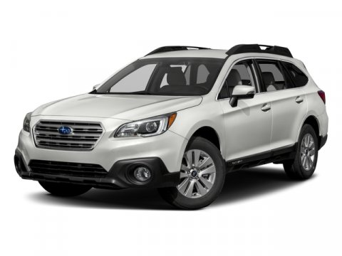 2017 Subaru Outback Premium WILDERNESS GREENIvory V4 25 L Variable 11 miles  AUTO-DIMMING MIR