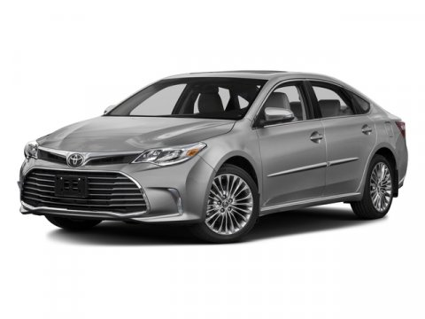 2017 Toyota Avalon Limited BlizzardPearl V6 35 L Automatic 11 miles  Leather Seats  Front W