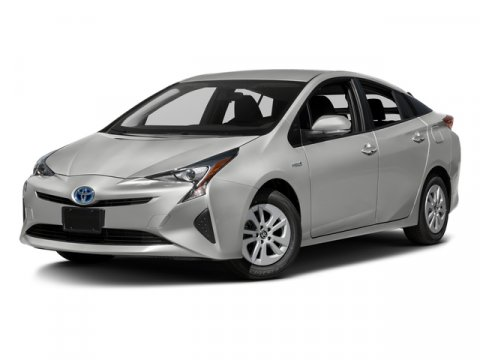 2017 Toyota Prius Two 01F7Classic Silver MetallicBlack V4 18 L Variable 8 miles  ALL-WEATHER
