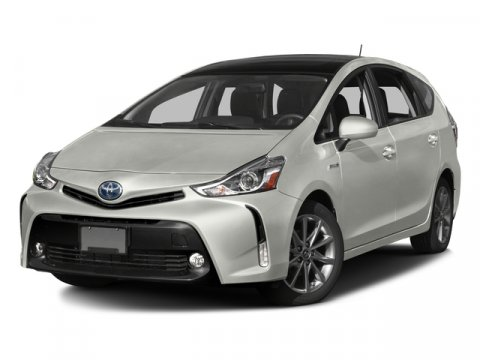 2017 Toyota Prius v Five Sea Glass PearlAsh V4 18 L Variable 0 miles  FE  PRIUS V FIVE -inc