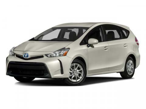 2017 Toyota Prius v Two Blizzard PearlAsh V4 18 L Variable 0 miles  FE  PC  SPECIAL COLOR -
