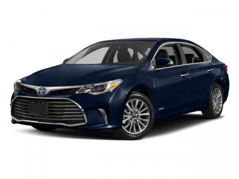 2017 Toyota Avalon Hybrid Limited Celestial Silver MetallicBlack V4 25 L Variable 5 miles  FE