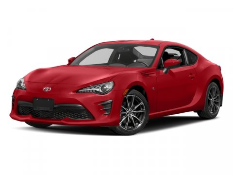 2017 Toyota 86 RavenBlack Fabric V4 20 L Automatic 10 miles  Rear Wheel Drive  Power Steerin