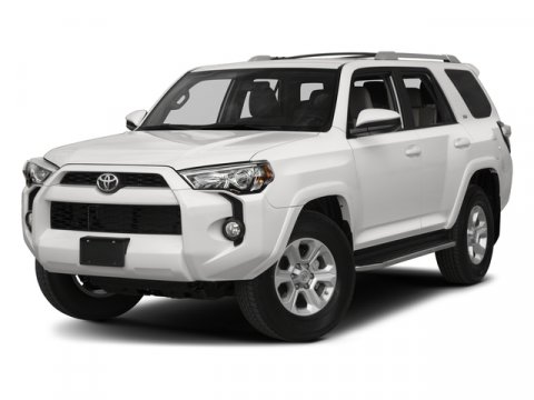 2017 Toyota 4Runner SR5 Magnetic GreyBlack V6 40 L Automatic 5 miles Our best prices instantl