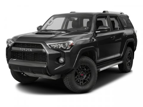 2017 Toyota 4Runner TRD Pro CementBlack V6 40 L Automatic 0 miles  FE  TRD PRO PACKAGE  Fou