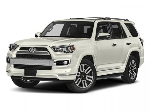 2017 Toyota 4Runner Limited 01G3Magnetic Gray MetallicBlack Graphite V6 40 L Automatic 8 mile