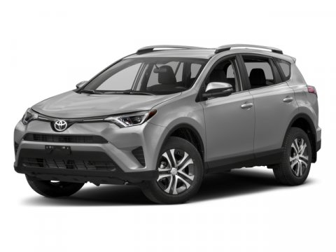 2017 Toyota RAV4 LE Barcelona Red MetallicBlack V4 25 L Automatic 5 miles  CARPET MAT PACKAGE