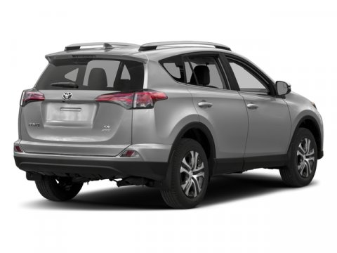 2017 Toyota RAV4 LE Magnetic GrayBlack V4 25 L Automatic 54 miles  Front Wheel Drive  Power