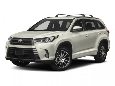 2017 Toyota Highlander SE PREDAWN GRAY V6 35 L Automatic 8452 miles Clean CARFAX Gray 2017 T