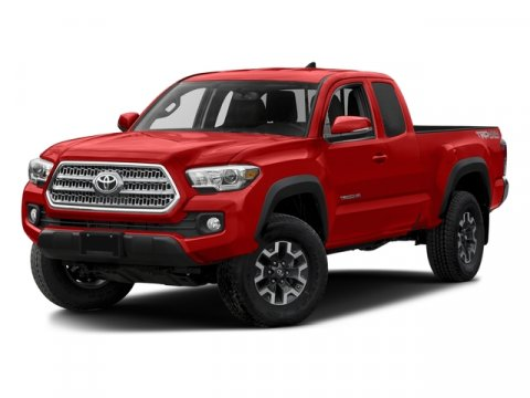 2017 Toyota Tacoma TRD Off Road BlackGraphite V6 35 L Automatic 5 miles Our best prices insta