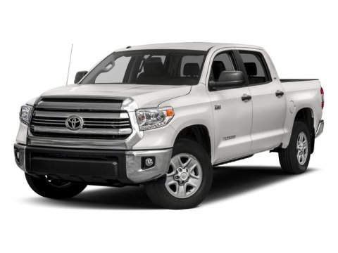 2017 Toyota Tundra SR5 0040Super WhiteGraphite V8 46 L Automatic 8 miles  SPRAY IN BEDLINER