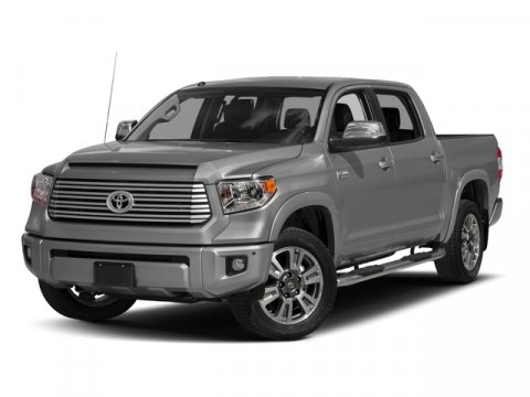 2017 Toyota Tundra Platinum Super WhiteBlack V8 57 L Automatic 5 miles  MINI TIE DOWN WHOOK